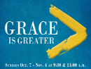 Grace is Greater