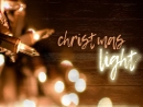 Christmas Light (Nov 27-Jan 1 2017)
