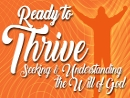 Ready to Thrive (Jun 5-26 2016)